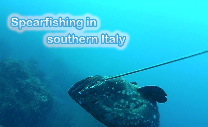 SPEARFISHING IN PUGLIA - BARI