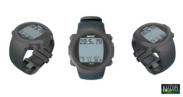 SEAC JACK FREEDIVING & DIVE COMPUTER WATCH