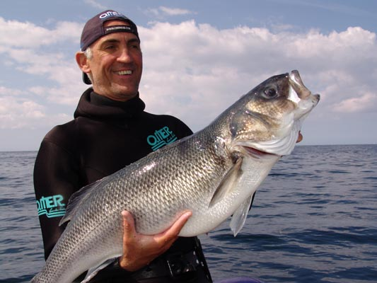PESCA IN APNEA IN NORMANDIA